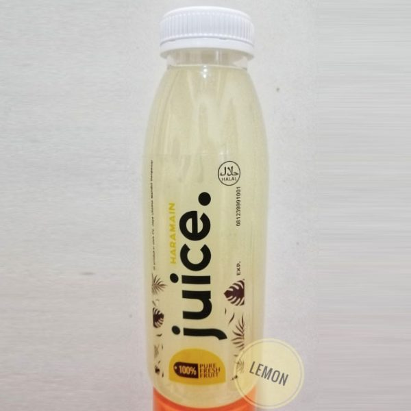 Haramain Organic Juice Lemon