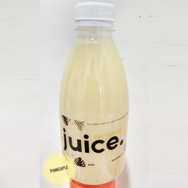 Haramain Organic Juice Pineaple