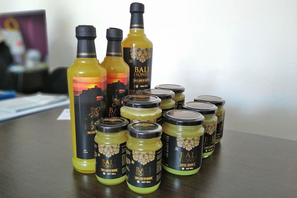 Madu Kaliandra Bali Honey